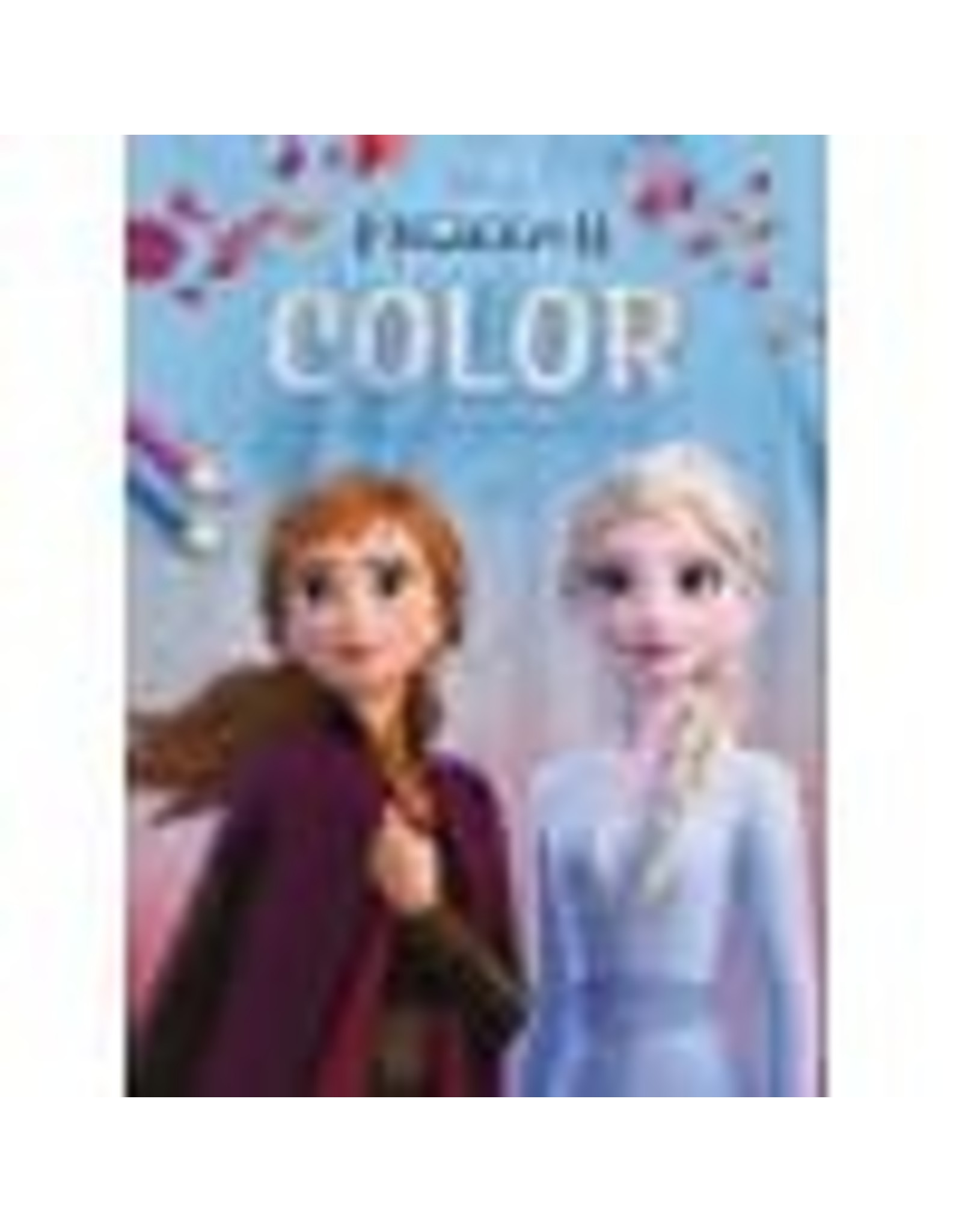 DELTAS Disney Color - Disney Frozen