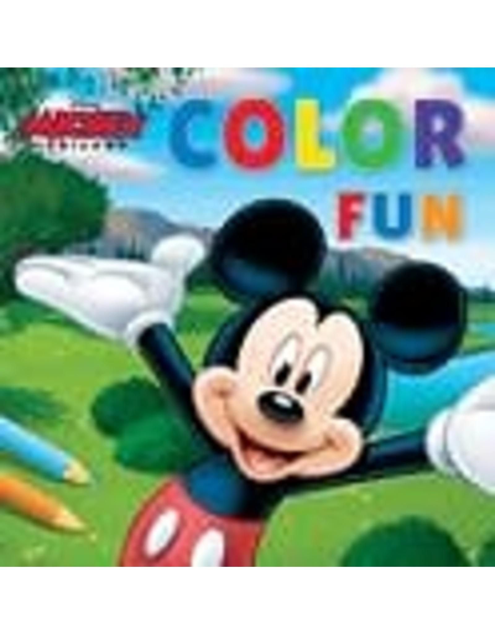 DELTAS Deltas Kleurboek Disney Mickey & Friends Color Fun