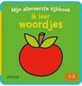 DELTAS Mijn allereerste kijkboek Ik leer woordjes 1-3