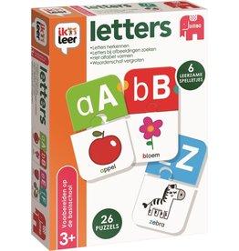 JUMBO Jumbo Ik leer Letters