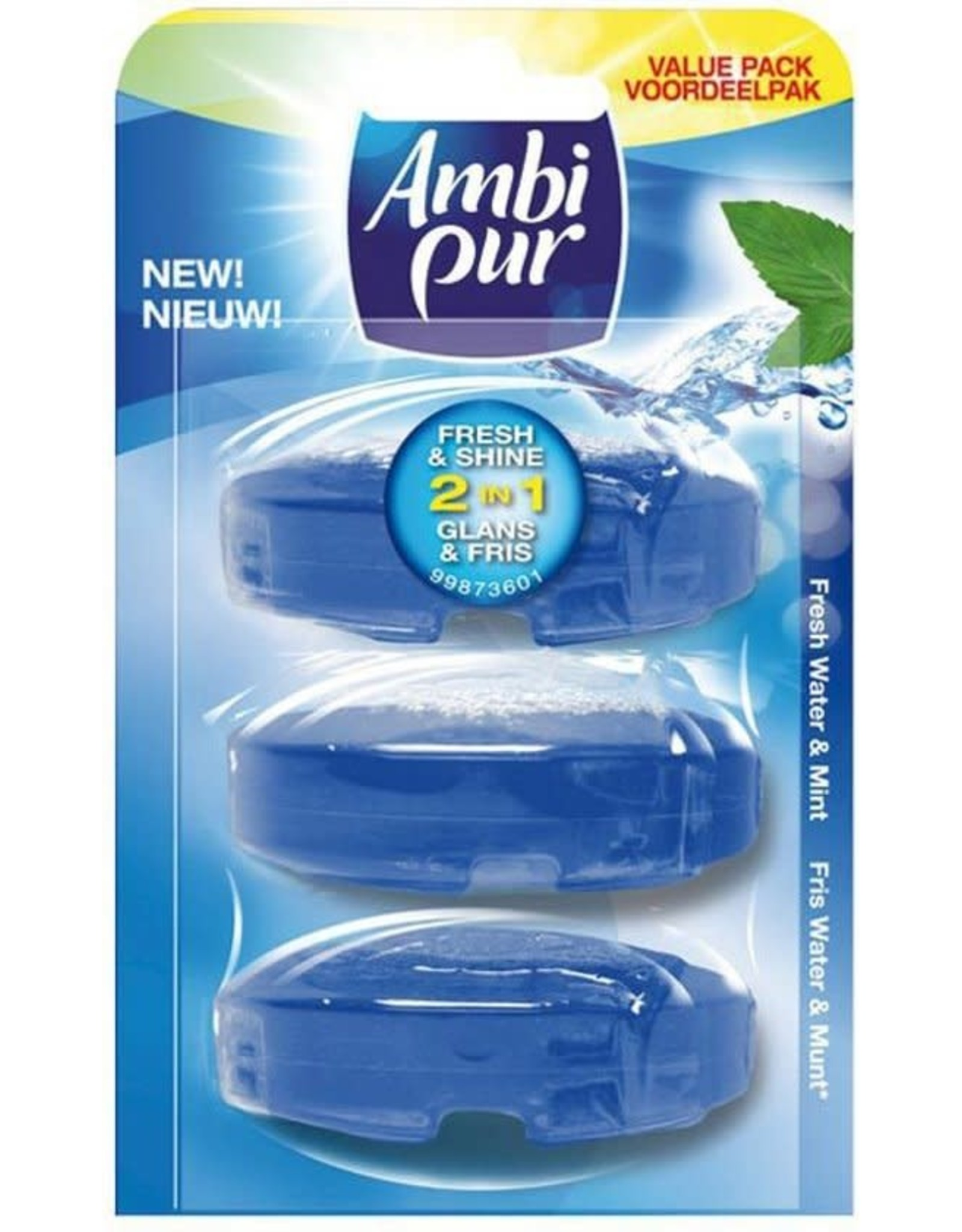 AMBI PUR FRESH&SHINE WATER