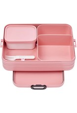 MEPAL Bento lunchbox /Broodtrommel Take a Break large - Nordic pink