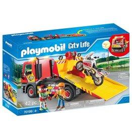 PLAYMOBIL LEGO 70199 SLEEPWAGEN MET MOTOR