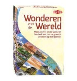 TICTAC Wonderen van de Wereld Kaartspel