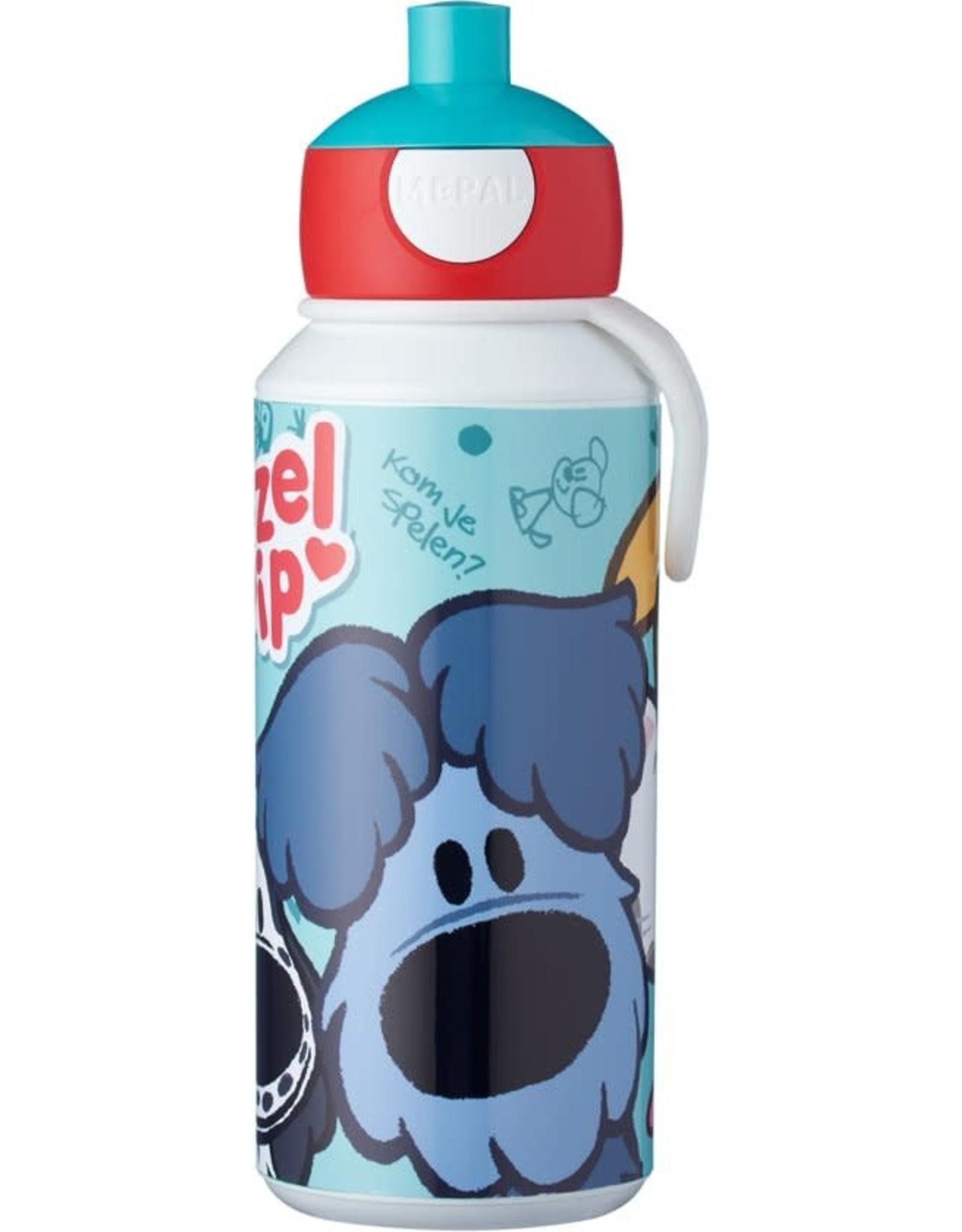 drinkfles pop-up woezel en pip