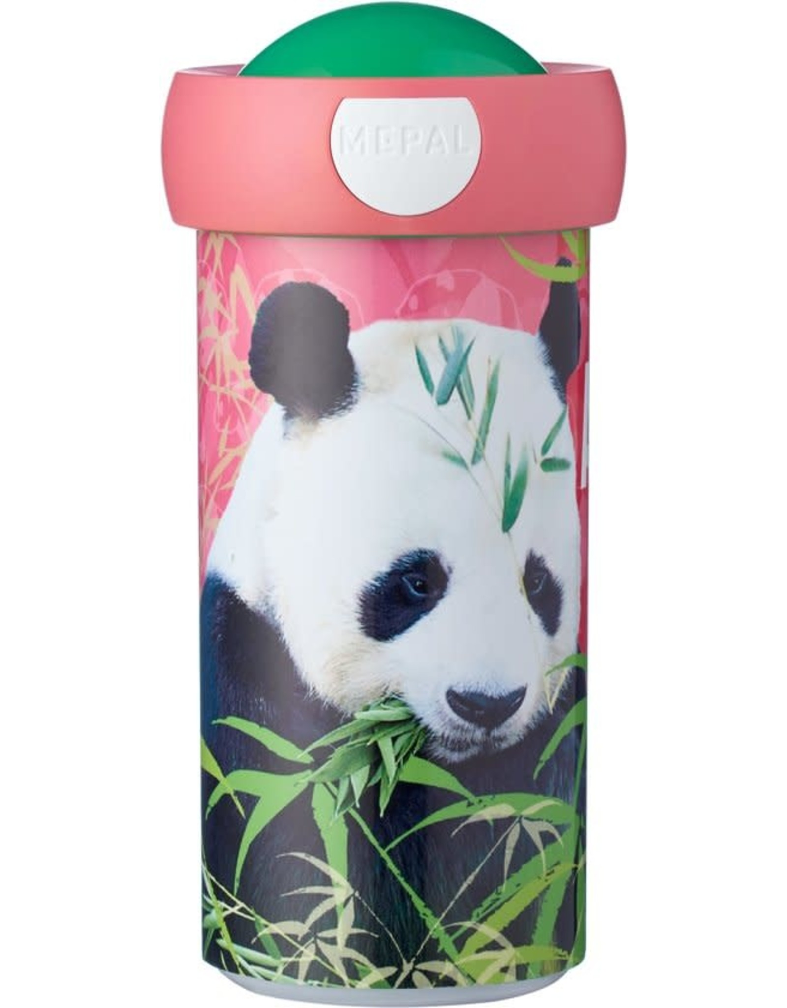MEPAL DRINKFLES POP-UP ANIMAL PLANET PANDA