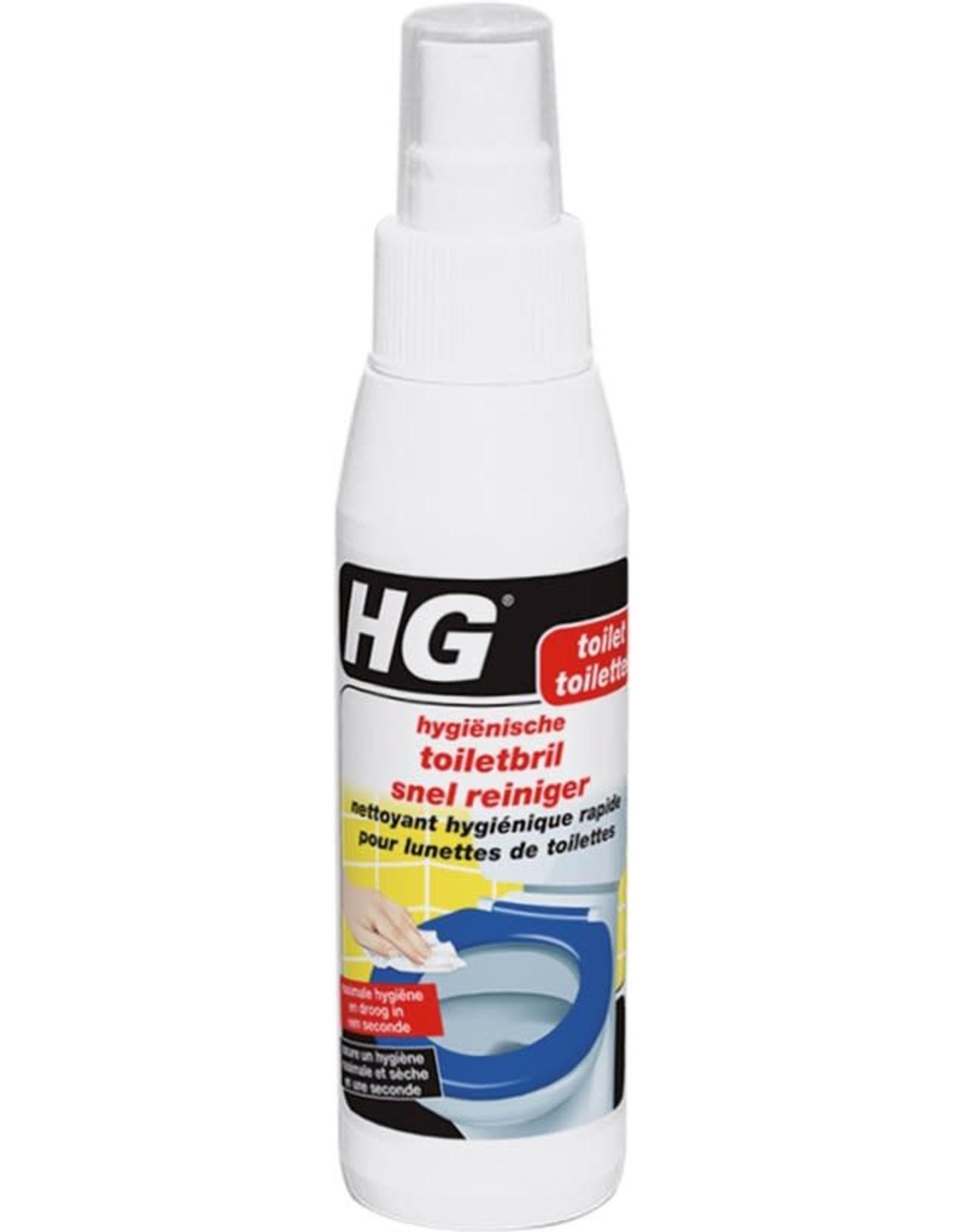 HG Hygiënische Toiletbril Snel Reiniger 100ML