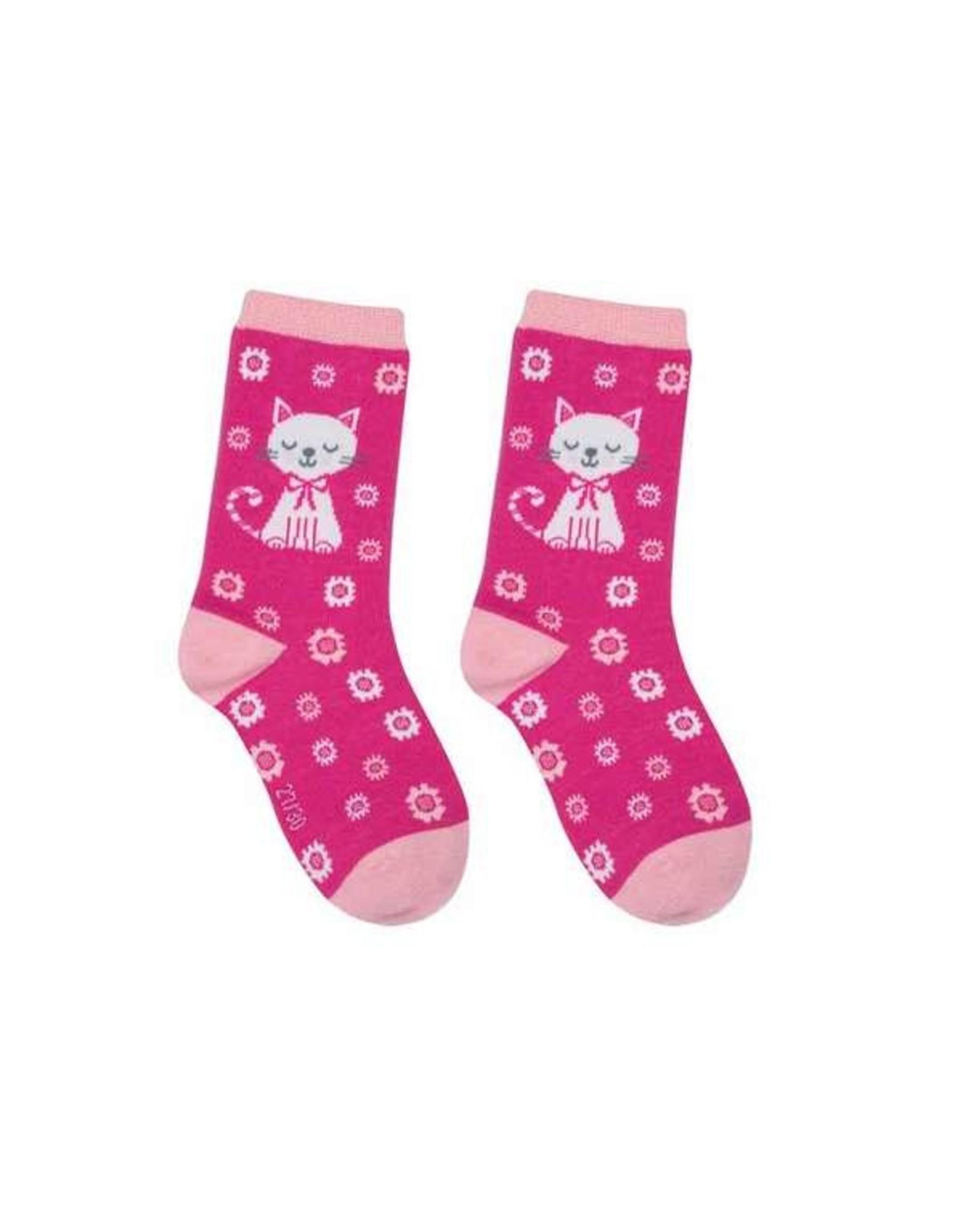 BB Sweety Socks roos 27/30