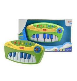 JOHNTOYS SOUND N MUSIC PIANO MET LICHT EN GELUID