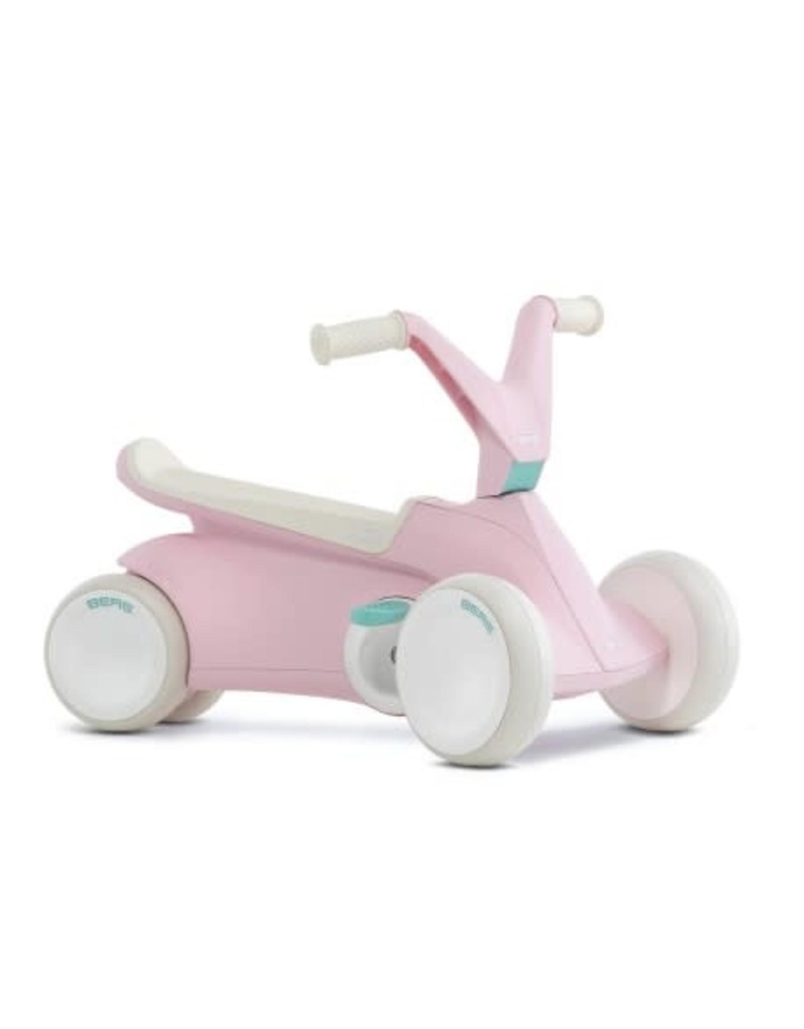 BERG GO² Loopauto Pink / Roze