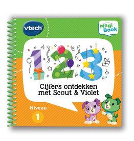 VTECH VTech MagiBook - Cijfers ontdekken met Scout & Vio