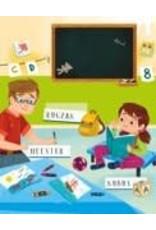 CLEMENTONI Clementoni Spelend Leren Mijn Eerste Woordjes Educatief spel