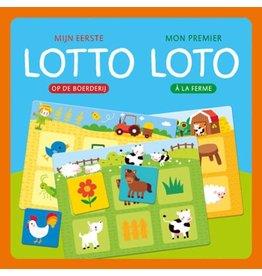 DELTAS Mijn Eerste Lotto-Op De Boerderij / Mon Premier