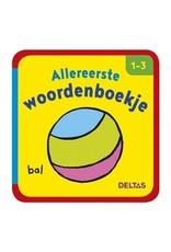 DELTAS Anita Engelen foamboek allereerste woordenboekje 7 cm