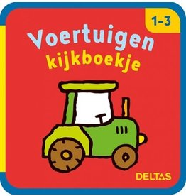 DELTAS Deltas Voertuigen Kijkboekje