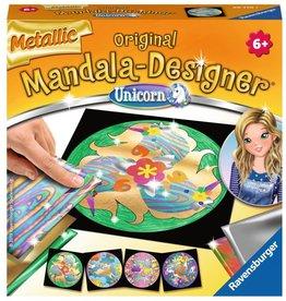 Ravensburger Mandala Designer® Metallic Foil Unico