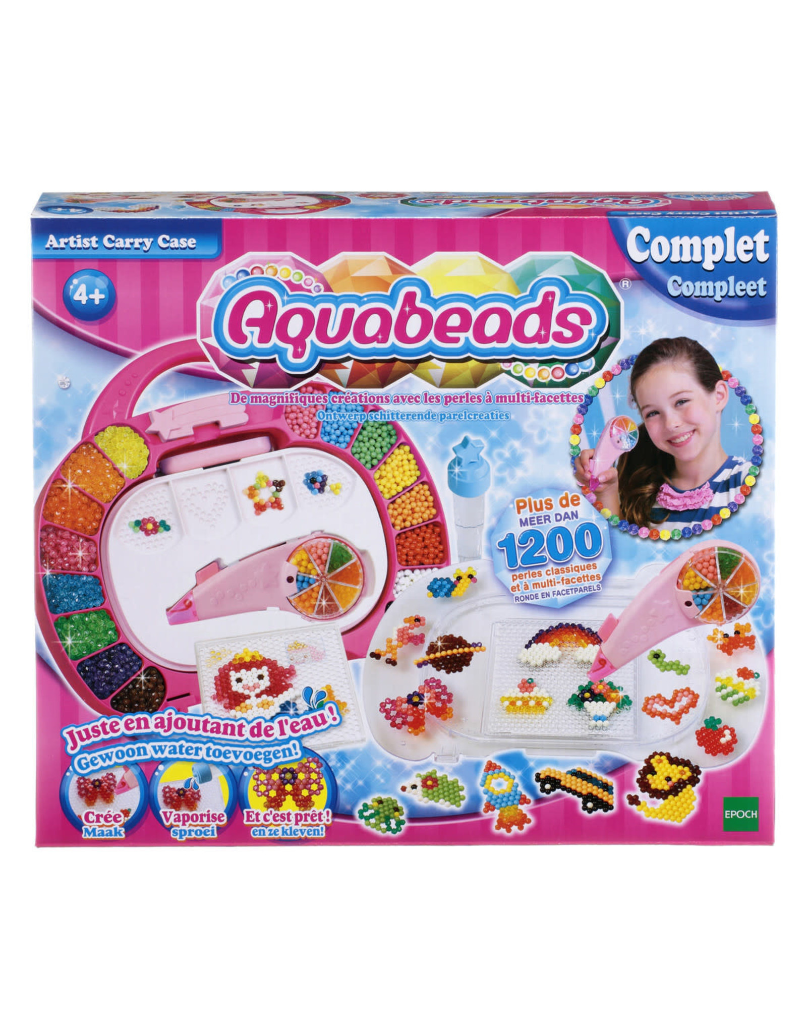 Epoch AquaBeads kunstenaarskoffertje 31229