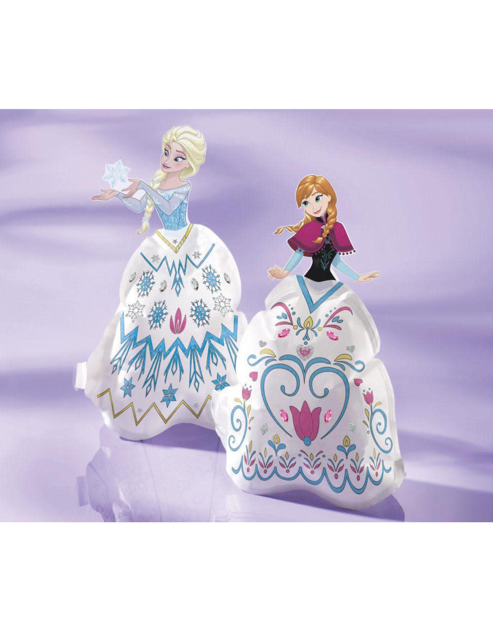 Disney Frozen magische ballonjurkjes
