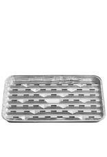 Aluminium Grillschaal 34 x 23,5 per 3 verpakt