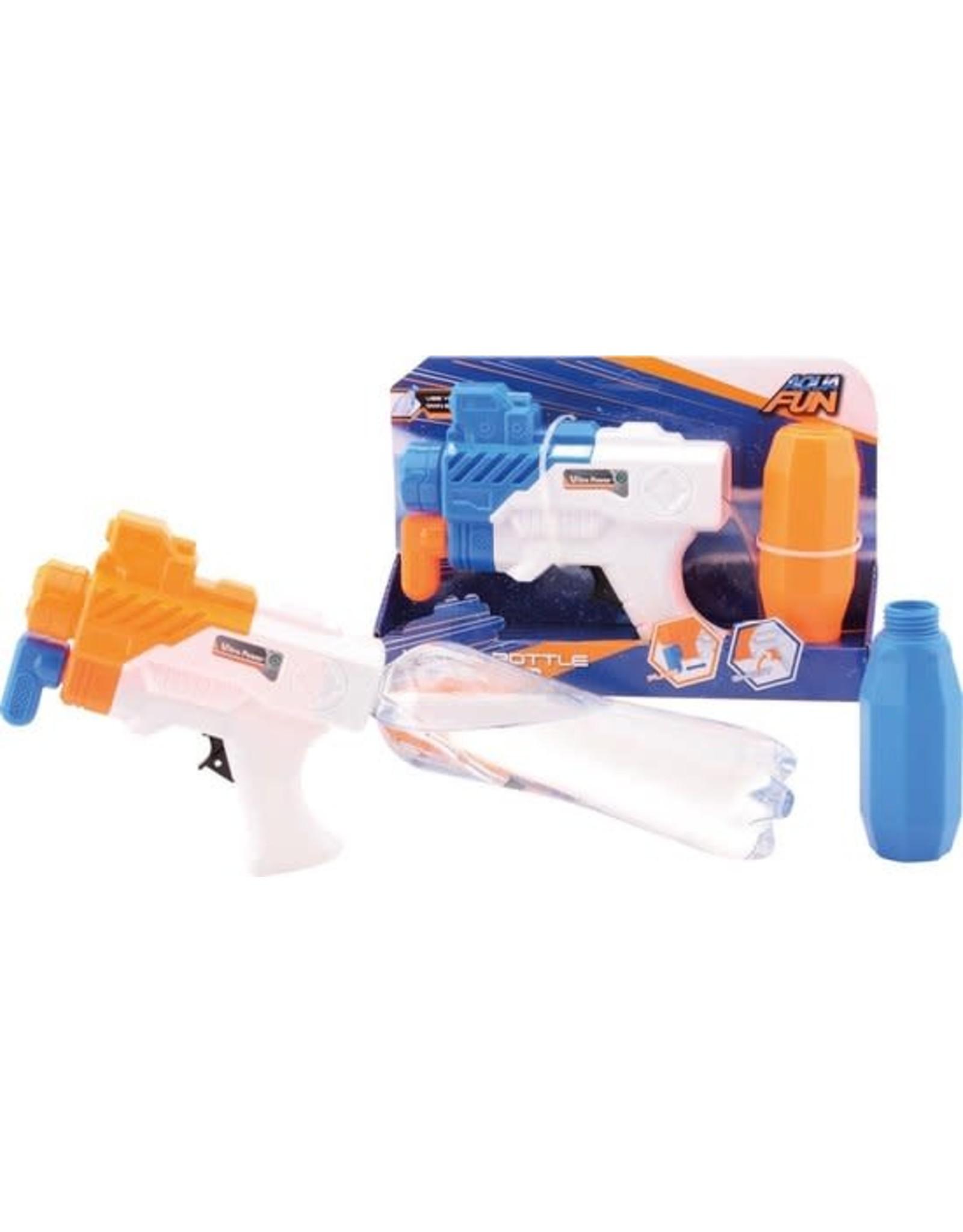 JOHNTOYS Aqua Fun waterpistool Space bottle shooter 30 cm