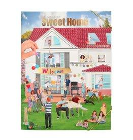 Depesche sweet home stickerboek