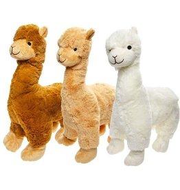 Pluche Alpaca - Lama - 35 cm