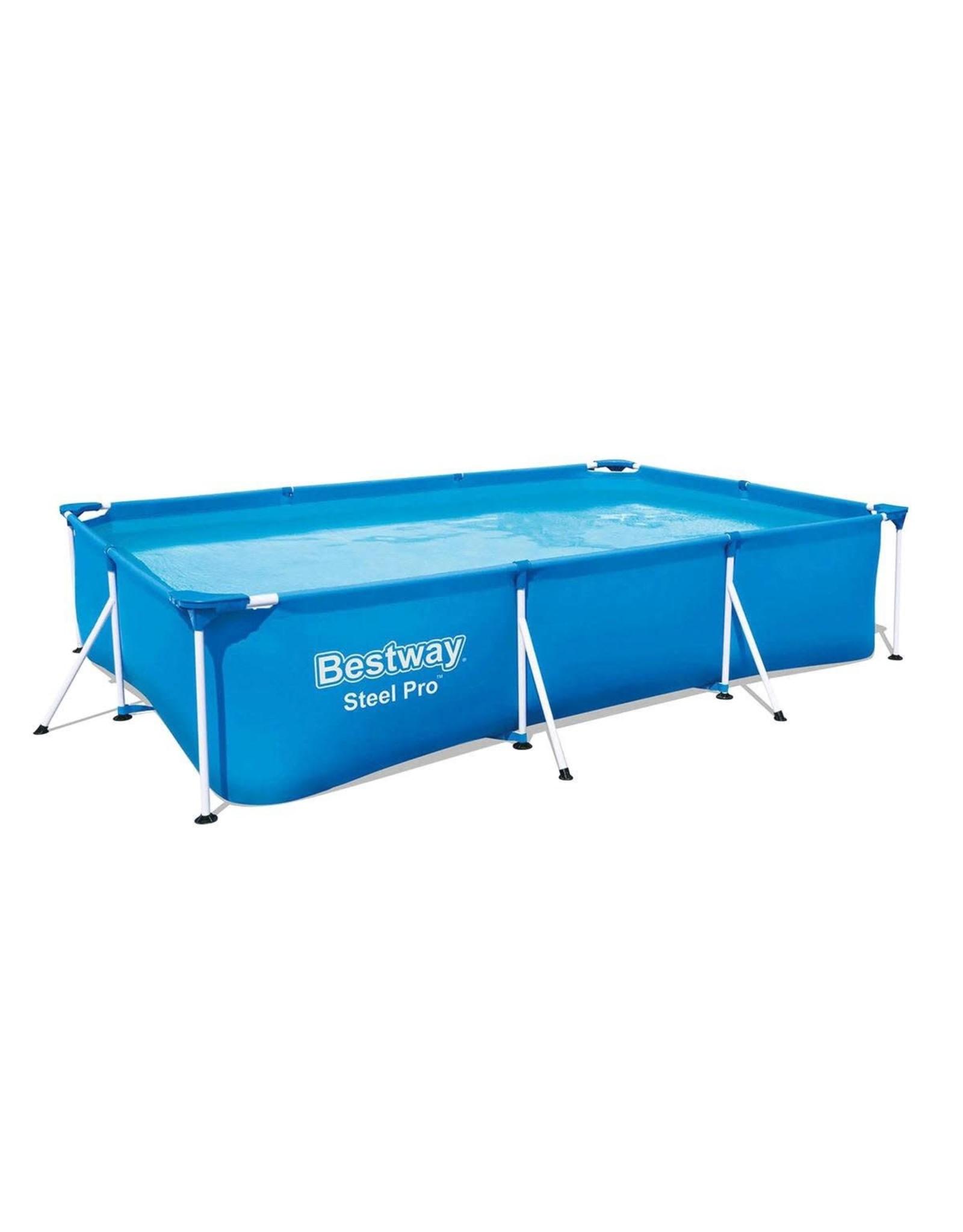 BESTWAY Bestway Steel Pro 300 x 201 x 66 cm - Opzetzwembad