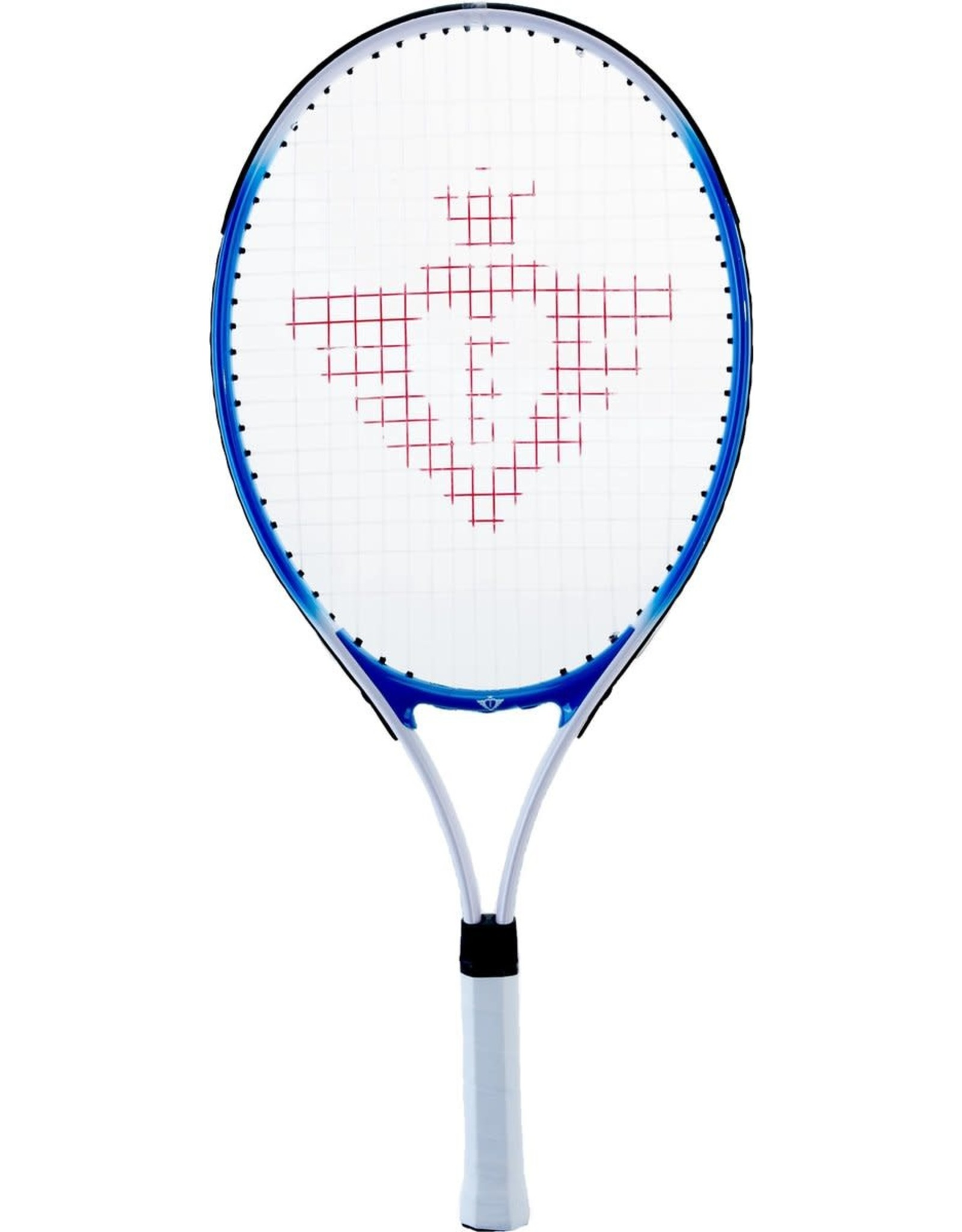 ANGEL SPORTS Angel Sports 25 inch Aluminium Tennisracket - Blauw - 2 Tennisballen - L1