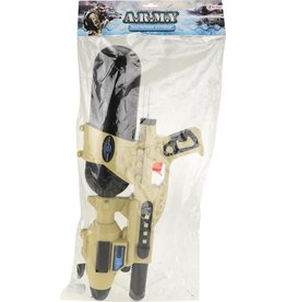 Toi-toys Leger Waterpistool Beige/zwart 46 Cm