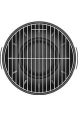 BergHOFF Outdoor tafel BBQ zwart