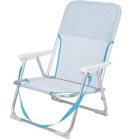 PRO BEACH Pro Beach Campingstoel Blauw 40 X 56 X 70 Cm