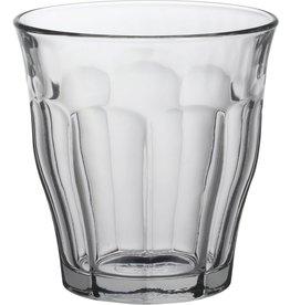 DURALEX Duralex Picardie Waterglas klein - 160 ml - Gehard glas - 6 stuks