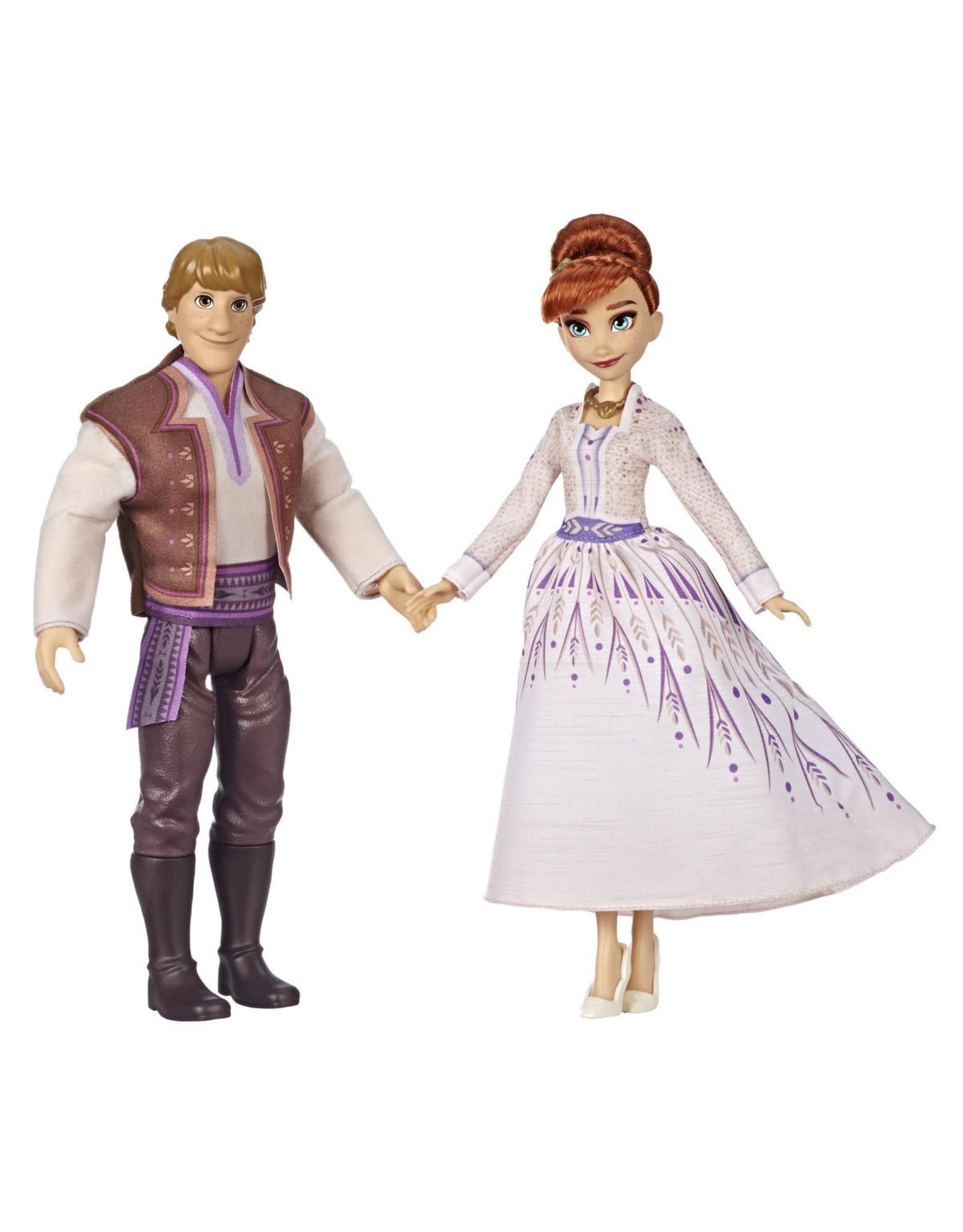 FROZEN 2 ROMANCE SET ANNA & KRISTOFF