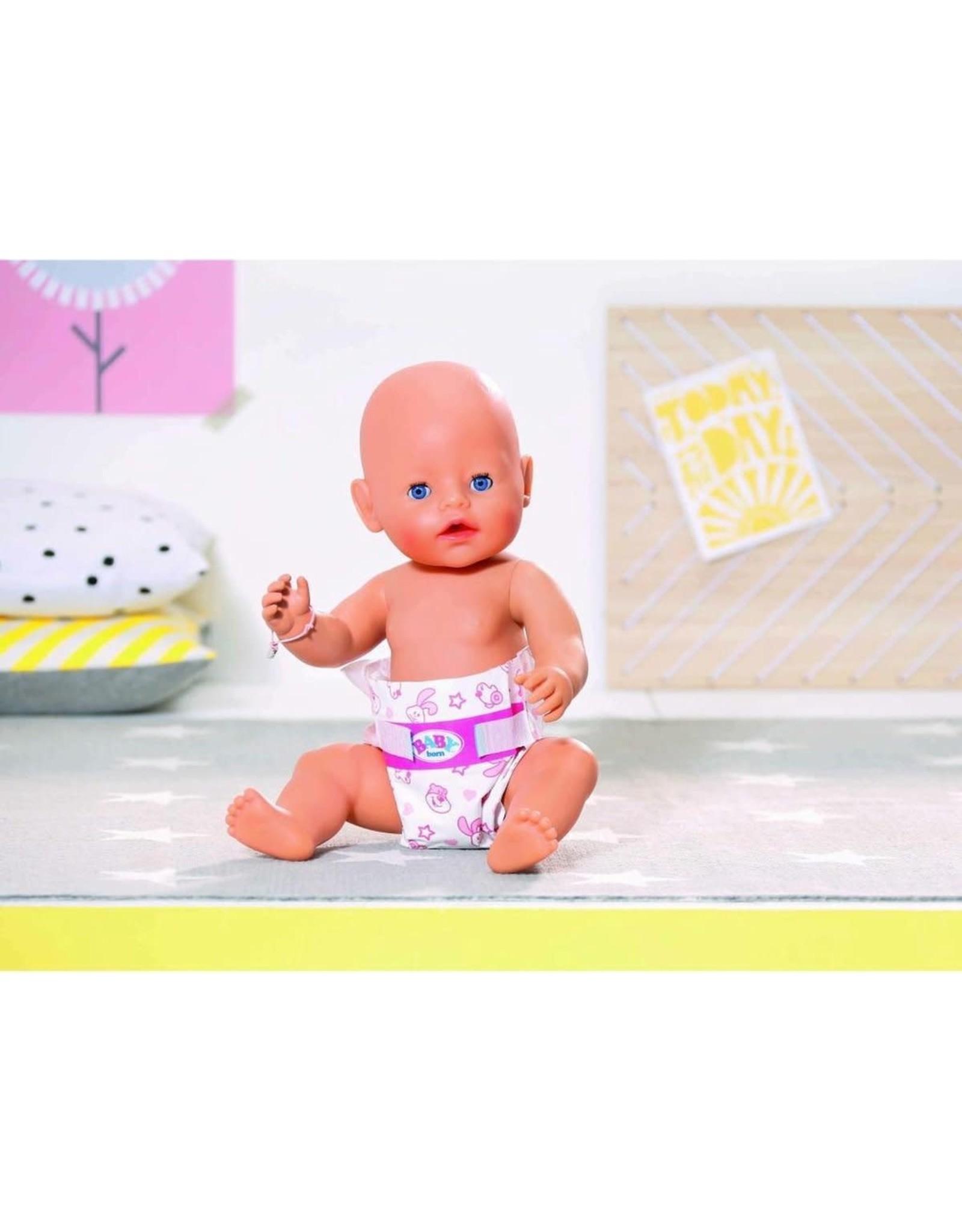 BABY born poppenluiers 5 stuks voor pop tot 43 cm