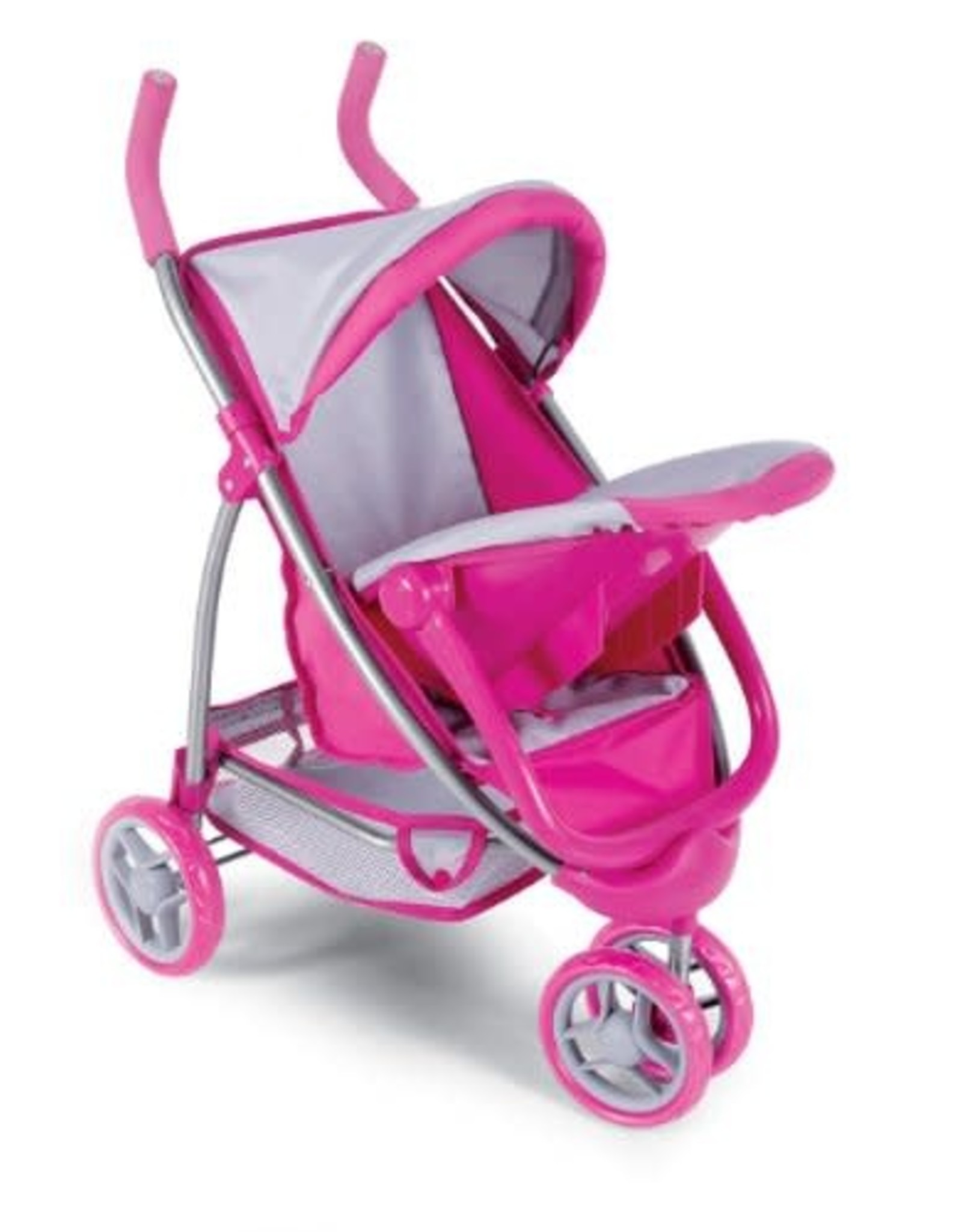 2 In 1 Doll Stroller With Infant/car Seat