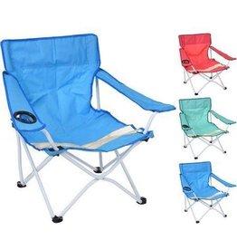 PROBEACH Strandstoel vouwbaar - blauw