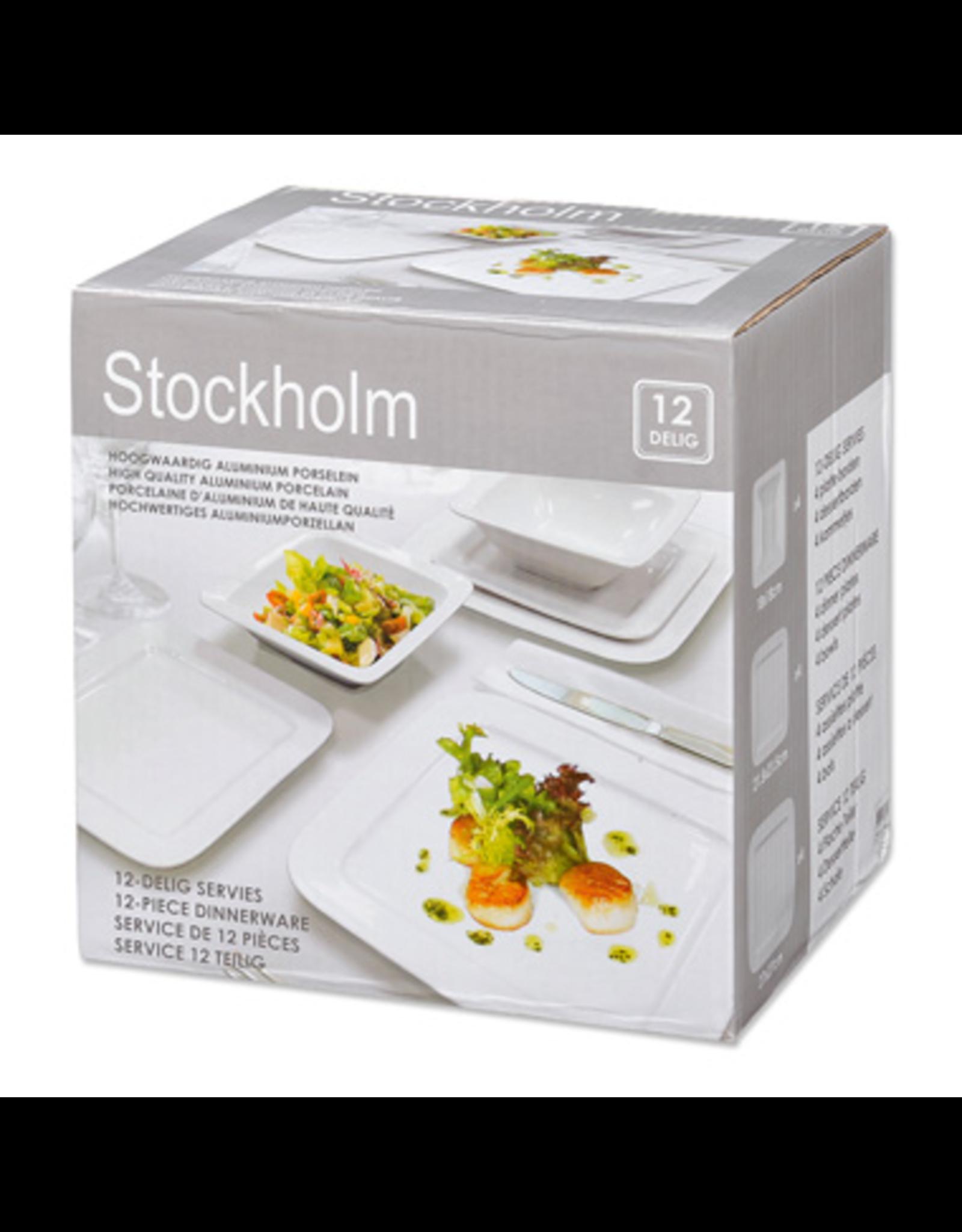 12 DLG SERVIES STOCKHOLM