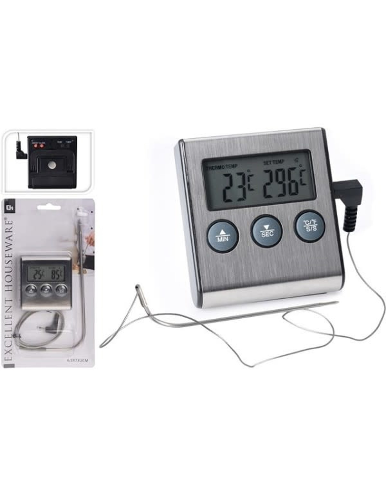 Digitale vleesthermometer (DSS-DS11263)