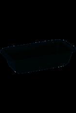 ALPINA Bakvorm staal 25 x 13 x 6 cm zwart