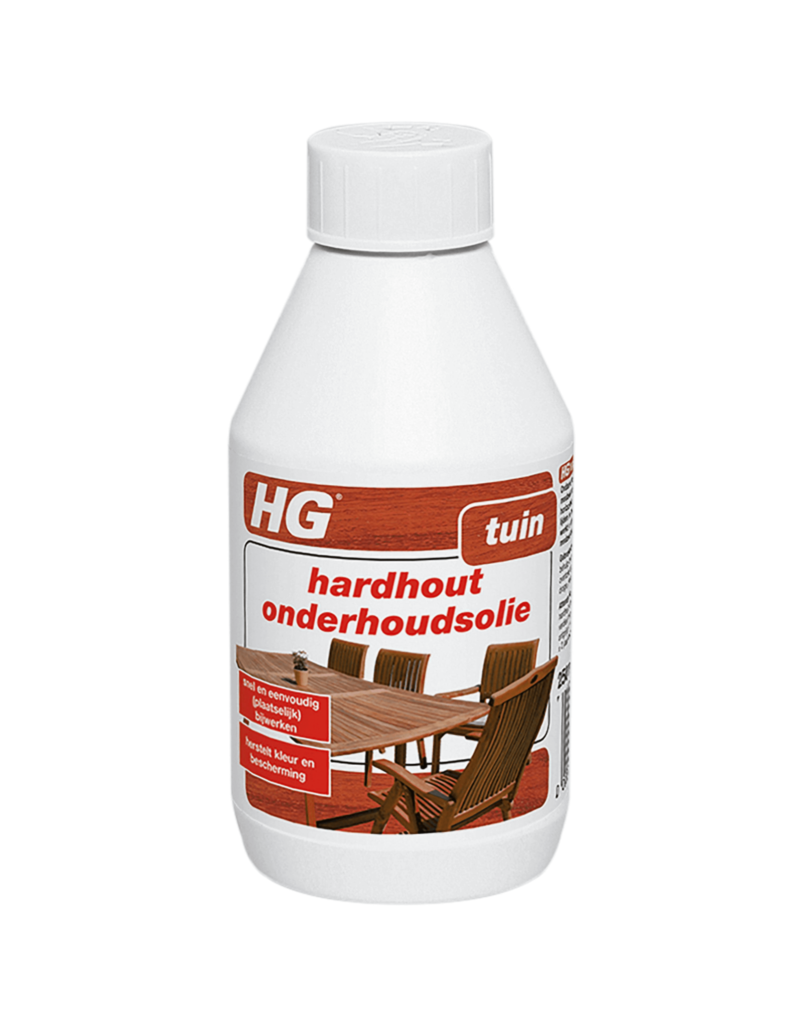 HG HG Hardhout onderhoudsolie