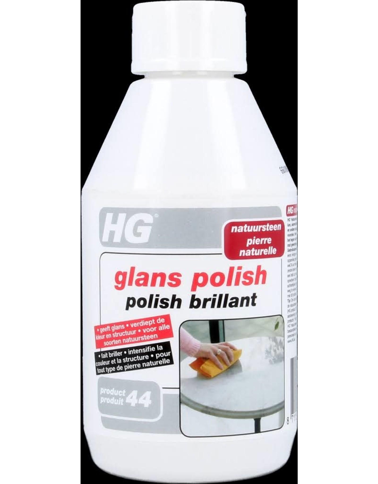 HG HG Glans Polish Natuursteen - 300 ml