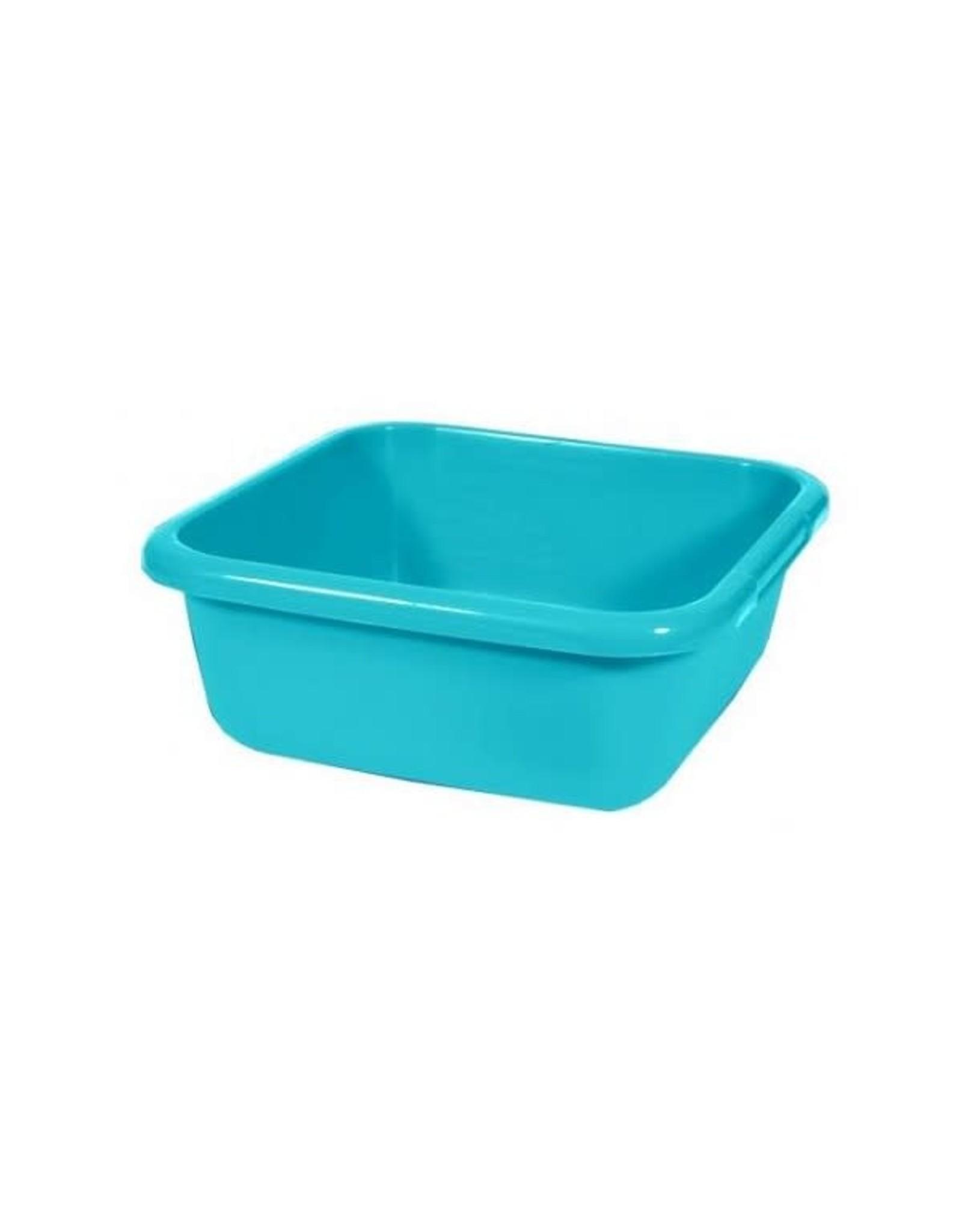 Curver afwasteil vierkant 15L molokai  blauw