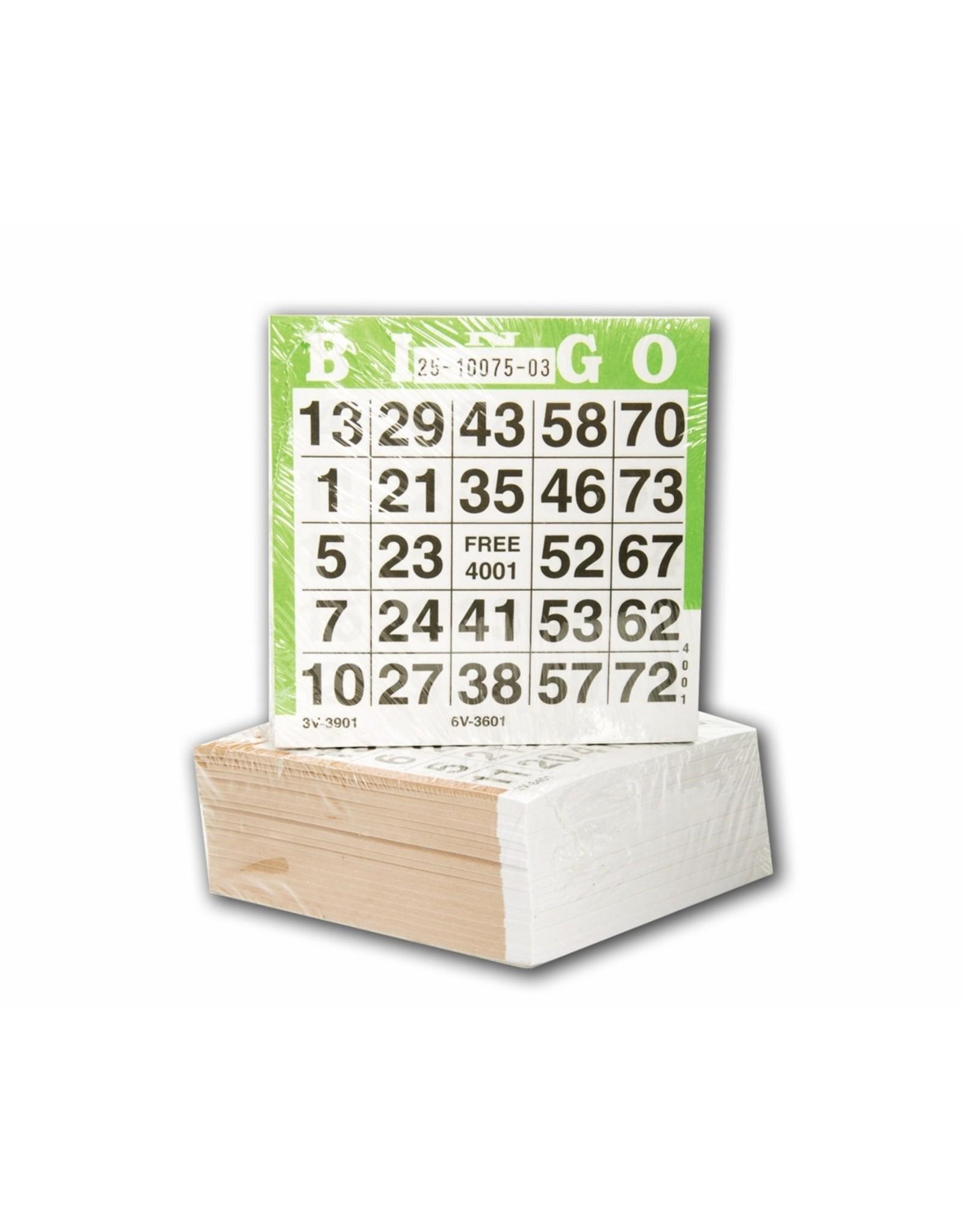 BINGO BLOCKS, 500 VEL