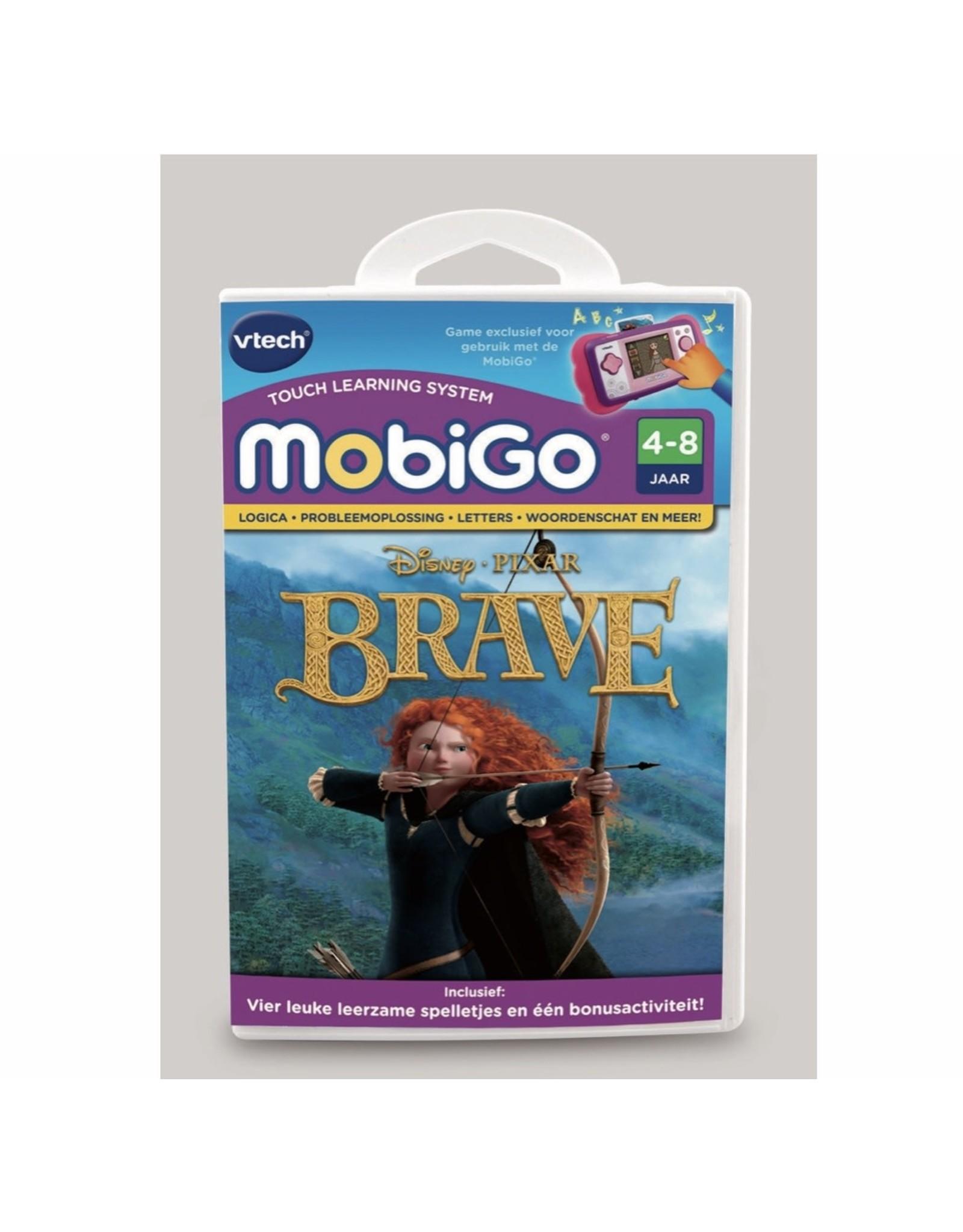 VTECH BRAVE VTECH MOBIGO GAME: 5-8 JR