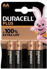 DURACELL Duracell Plus AA Alkaline batterij