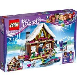 LEGO LEGO Friends wintersport chalet 41323