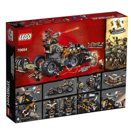 LEGO LEGO NINJAGO Dieselnaut - 70654