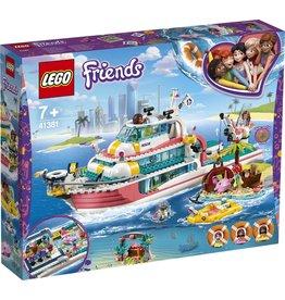 LEGO LEGO Friends Reddingsboot - 41381
