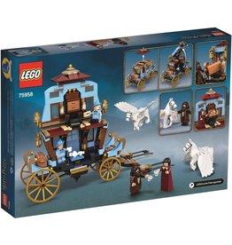 LEGO LEGO Harry Potter De Koets van Beauxbatons: Aankomst bij Zweinstein - 75958