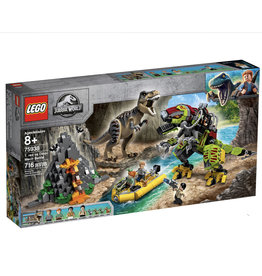 LEGO LEGO 75938 T-Rex VS Dino-Mech Battle